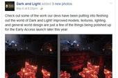 Tin hot: Bom tấn Dark and Light sẽ ra mắt bản tiếng Anh vào cuối năm nay