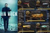 Đây là những món vũ khí sẽ biến bạn thành John Wick trong Tập Kích
