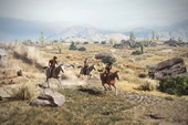 Wild West Online - Tựa game online có thế giới rộng khủng khiếp hơn cả GTA V
