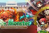Re:Monster - Game di động cực hấp dẫn chính thức ra mắt tại Việt Nam ngày 28/06
