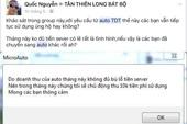 """Game thủ Tân Thiên Long 3D kêu trời do Auto lậu đồng loạt """"vòi tiền"""" sau Big Update"""