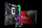 Asus ROG Zenith Extreme - Bo mạch chủ cực khủng cho AMD Ryzen Threadripper sắp ra mắt