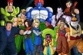 Xếp hạng sức mạnh của các Android trong Dragon Ball (Phần 1)