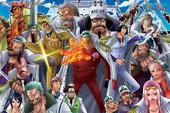 One Piece: Vì sao chỉ có hải tặc mới có Haki Bá Vương còn các thủy quân lục chiến thì không?