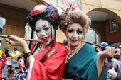 Những điều đặc biệt chỉ có tại lễ hội Halloween ở Nhật Bản