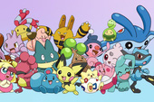 15 bé Pokemon xứng đáng để bạn bỏ công nuôi dưỡng từ lúc còn bé tí