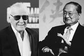Chưa đầy 2 tuần, điện ảnh thế giới lần lượt mất đi 2 vĩ nhân trụ cột: Kim Dung và Stan Lee!