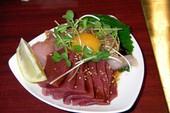 Điểm danh những món ăn sống kinh dị hàng đầu Nhật Bản