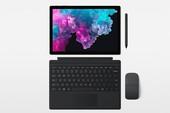 Surface Pro 7 sẽ có bàn phím mỏng hơn đáng kể so với Surface Pro 6