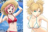 Mỹ nhân Naruto diện Bikini gợi cảm: Ai mới là nữ hoàng nóng bỏng nhất?