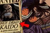 One Piece: 10 sự thật thú vị về Kaido – Tứ Hoàng hạ gục Luffy chỉ với... một đòn
