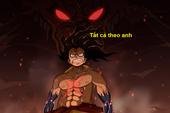 """One Piece: Luffy sẽ trở thành Tổng chỉ huy """"lãnh đạo"""" các Samurai mạnh mẽ của Wano chống lại Kaido?"""