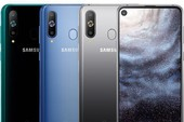 Samsung ra mắt Galaxy A8s : Smartphone màn hình đục lỗ đầu tiên trên thế giới, 3 camera sau, chip Snapdragon 710, loại bỏ jack 3.5mm