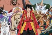 6 hạm đội mạnh mẽ và uy lực nhất trong One Piece, tất nhiên không thể thiếu Luffy và 5600 anh em