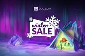 Ngập tràn khuyến mãi với đợt giảm giá siêu khủng GOG Winter Sale 2018