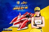 ZingSpeed Mobileđạt game hay nổi bật do Apple Store bình chọn