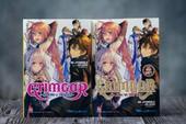 Light novel nổi tiếng GRIMGAR chính thức được ra mắt tại Việt Nam