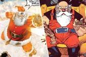 Marvel vs DC: Ông già Noel ở vũ trụ siêu anh hùng nào mạnh hơn?