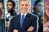 Top 15 phim yêu thích nhất năm 2018 của cựu tổng thống Barack Obama: Black Panther xếp thứ 2