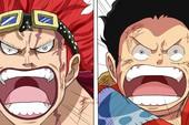 """One Piece: Tại sao chỉ còn một tay, Kid vẫn """"mạnh"""" ngang Luffy dù đã trải qua 2 năm tập luyện với Vua Bóng Tối"""