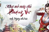 Binh Khí Phổ chính thức mở cửa đón người chơi vào sáng ngày 06/02