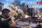 Last Fire Survival: Battleground - Chơi game sinh tồn dưới góc nhìn Alien Shooter