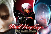 Ra mắt được vài tiếng, Devil May Cry HD Collection đã bị crack tơi bời