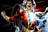 Hé lộ logo của Shazam - siêu anh hùng mới toanh thuộc vũ trụ điện ảnh DC