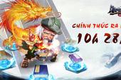 Game mới Luận Kiếm Giang Hồ mở cửa chính thức tại Việt Nam ngày 28/03