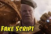 """Để đảm bảo nội dung phim không bị tiết lộ, Marvel studio đã cung cấp """"kịch bản"""" giả cho dàn diễn viên Avengers: Infinity War"""