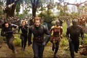 Đội hình Avengers đã ở đâu trước Cuộc chiến vô cực?