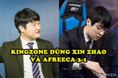 LMHT: Các HLV Hàn Quốc đều dự đoán Kingzone sẽ vác Xin Zhao ra và lên ngôi vô địch LCK với tỷ số 3-1