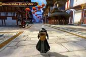 Game mới 360mobi Kiếm Khách của VNG chính thức Closed Beta ngày 09/04