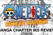 One Piece chapter 905: Bắt đầu hội nghị Reverie, Sabo cải trang xâm nhập vào vùng đất thánh Mariejois