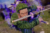 [E3 2018] Jump Force giới thiệu nhân vật mới, Sasuke đại chiến Zoro