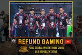 Chính thức: Team REFUND GAMING của Việt Nam đoạt vé đi chung kết thế giới PUBG