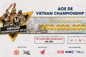 GameTV và Microsoft ra mắt giải đấu AoE DE chính thức đầu tiên tại Việt Nam