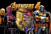 4 siêu ác nhân được dự đoán sẽ xuất hiện trong Avengers 4 cùng Thanos