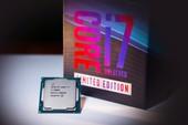 CPU kỷ niệm hàng khủng của Intel: i7-8086K chính thức ra mắt hôm nay