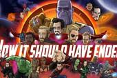Doctor Strange nhìn ra năm khả năng chứ không phải một để chiến thắng Thanos, tạo một kết thúc mới cho thế giới Avengers?