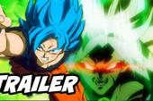Phản ứng của người hâm mộ sau khi xem trailer đầu tiên của Dragon Ball Super: Broly