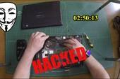 Chỉ mất có 5 phút, Hacker đã có thể cài được phần mềm độc hại lên máy tính của bạn