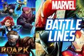 MARVEL Battle Lines - Game thẻ bài siêu anh hùng cực chất sắp mở cửa miễn phí