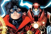 """Iron Man """"hợp thể"""" với Thor, Captain Ameria """"dung hợp"""" với Dr.Strange: Tất cả đều có trong đầu truyện mới nhất của Marvel"""