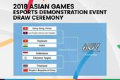 Tuyển Liên Quân Mobile Việt Nam đủ sức vô địch Asian Games 2018