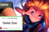 Khó đỡ: Youtuber và cộng đồng game thủ phương Tây mở chiến dịch kêu gọi 50.000 chữ ký để...xóa Zoe khỏi LMHT