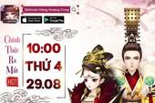 360mobi Mộng Hoàng Cung chính thức ra mắt ngày 29/08 tại Việt Nam