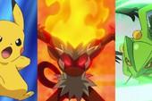 Xếp hạng các Pokemon mạnh nhất từ trước tới nay của Ash Ketchum (P.1)