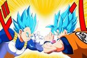 Vegeta đã bao giờ mạnh hơn Goku trong suốt cả bộ truyện Dragon Ball hay chưa?
