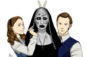 """Mải hù doạ mua vui, ma sơ Valak của """"The Nun"""" dính 7 hạt sạn khó đỡ cực kỳ bất hợp lý"""